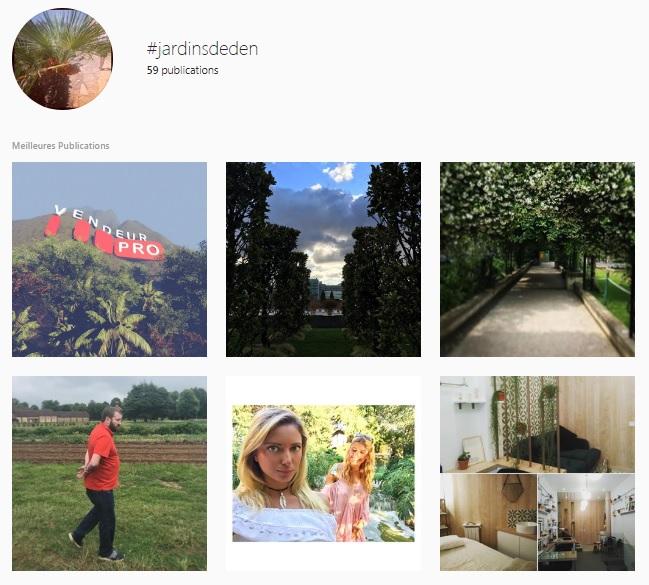 Lost Island followers Instagram Jardins d'éden Vendeur Pro