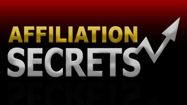 Secrets affiliation Miniature Formation Vendeur Pro