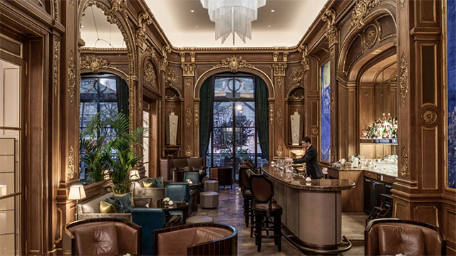 Hotel The Peninsula Paris 1 Blog Vendeur Pro