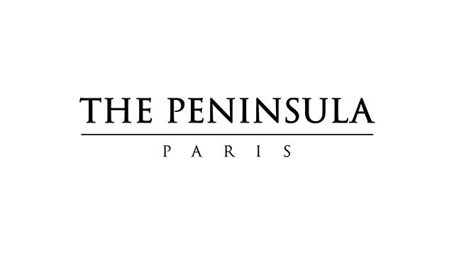 Hotel The Peninsula Paris logo Les 10 meilleurs hôtels 5 étoiles de Paris Blog Vendeur Pro
