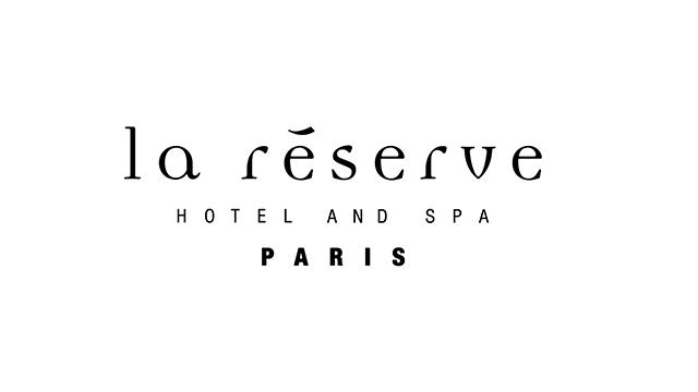 La Reserve Hotel logo Les 10 meilleurs hôtels 5 étoiles de Paris Blog Vendeur Pro