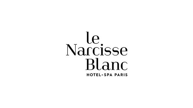 Le Narcisse Blanc Les 10 meilleurs hôtels 5 étoiles de Paris logo Blog Vendeur Pro
