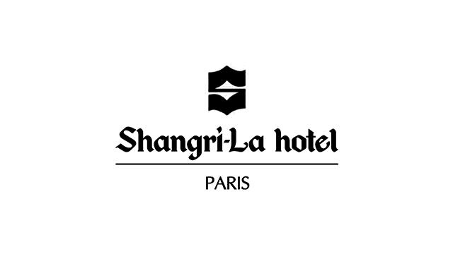 Shangri-La Hotel logo Les 10 meilleurs hôtels 5 étoiles de Paris Blog Vendeur Pro