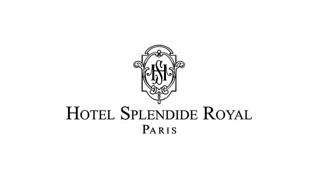 Splendide Royal Paris logo Les 10 meilleurs hôtels 5 étoiles de Paris Blog Vendeur Pro