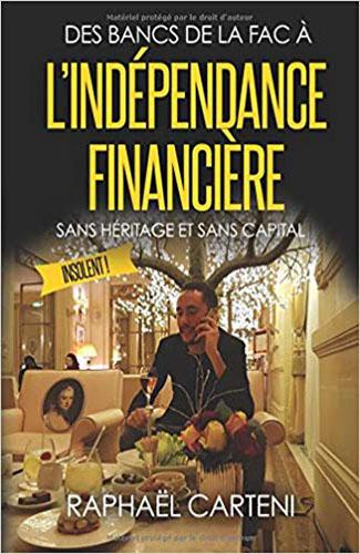 Des bancs de la fac à l'indépendance financière (sans héritage et sans capital) Vendeur Pro