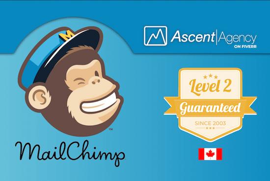 Déléguer la création de contenu Create A Custom Mail Chimp Campaign Vendeur Pro