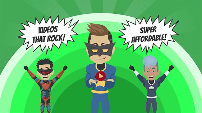 Déléguer la création de contenu Do A Crisp Animated Explainer Video Vendeur Pro
