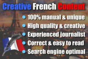 Déléguer la création de contenu Manually Create A Unique Article In French Vendeur Pro