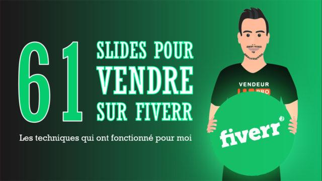61 slides pour vendre sur Fiverr miniature vendeur pro