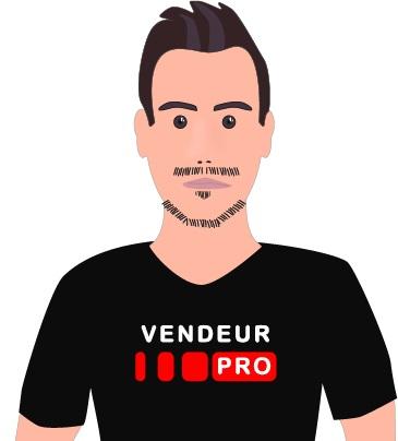 Désespéré Vendeur Pro